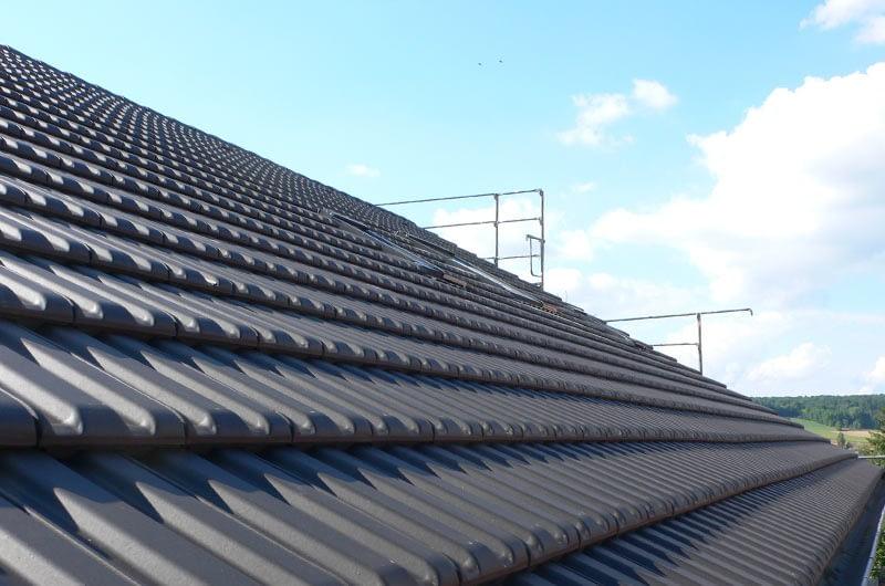 Renovation d'une toiture à Leymen