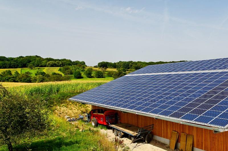 Photovoltaïque de grande envergure à Hagenthal